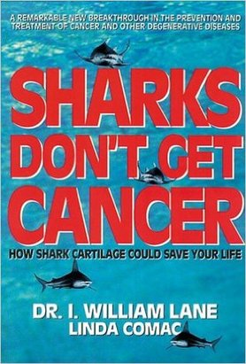 Sharks don´t get cancer